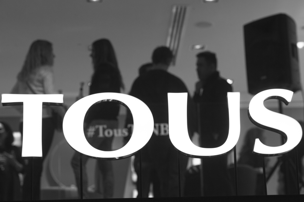 Shopping Night BCN # TOUS